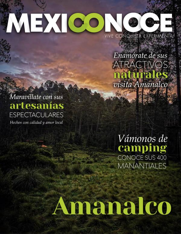 REVISTA MEXICONOCE AMANALCO