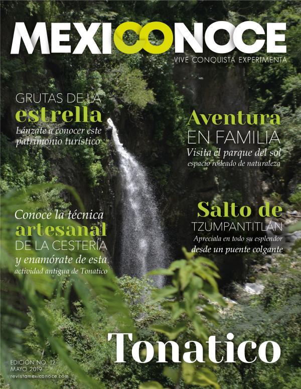 REVISTA MEXICONOCE TONATICO