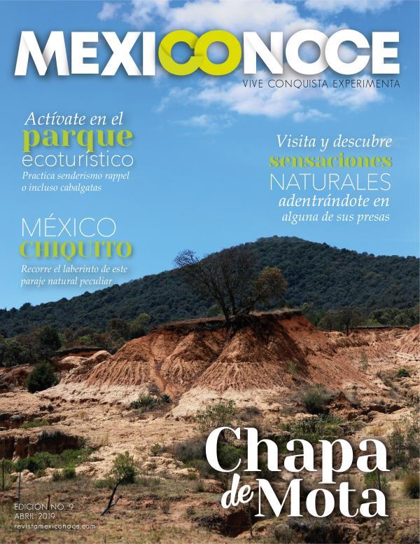 REVISTA MEXICONOCE CHAPA