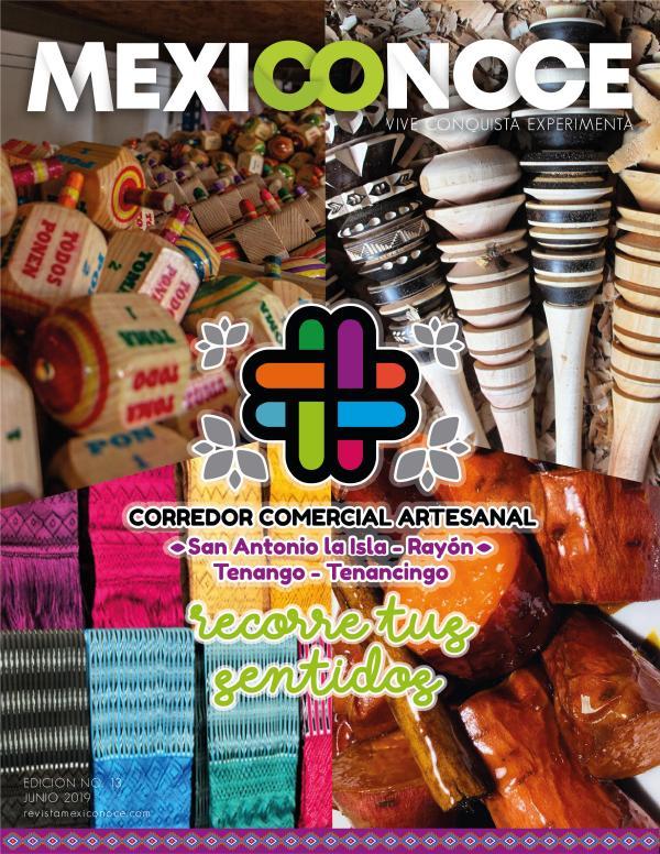 REVISTA MEXICONOCE CORREDOR COMERCIAL
