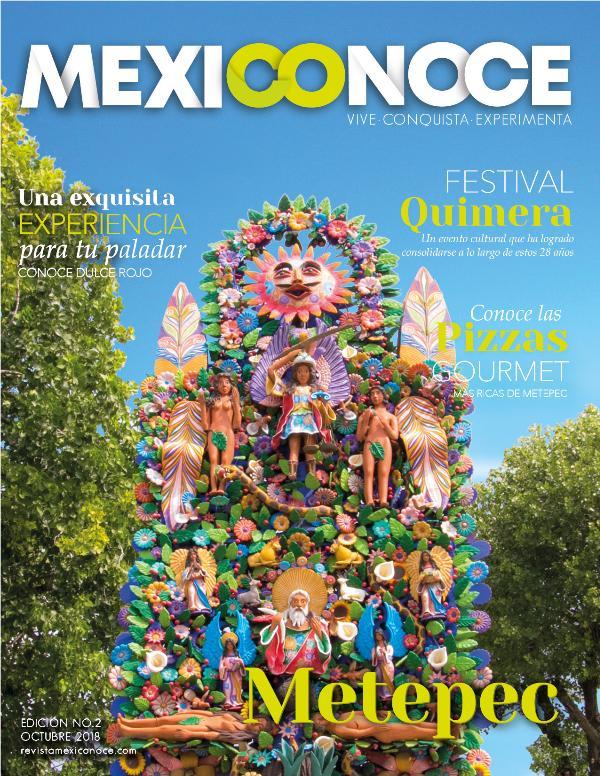 REVISTA MEXICONOCE METEPEC