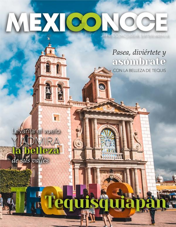 Revista Mexiconoce REVISTA MEXICONOCE TEQUISQUIAPAN