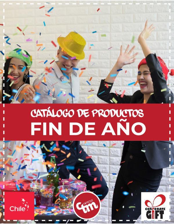Catálogo de Regalos FIN DE AÑO catálogo FIN DE AÑO 2019