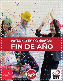 Catálogo de Regalos FIN DE AÑO