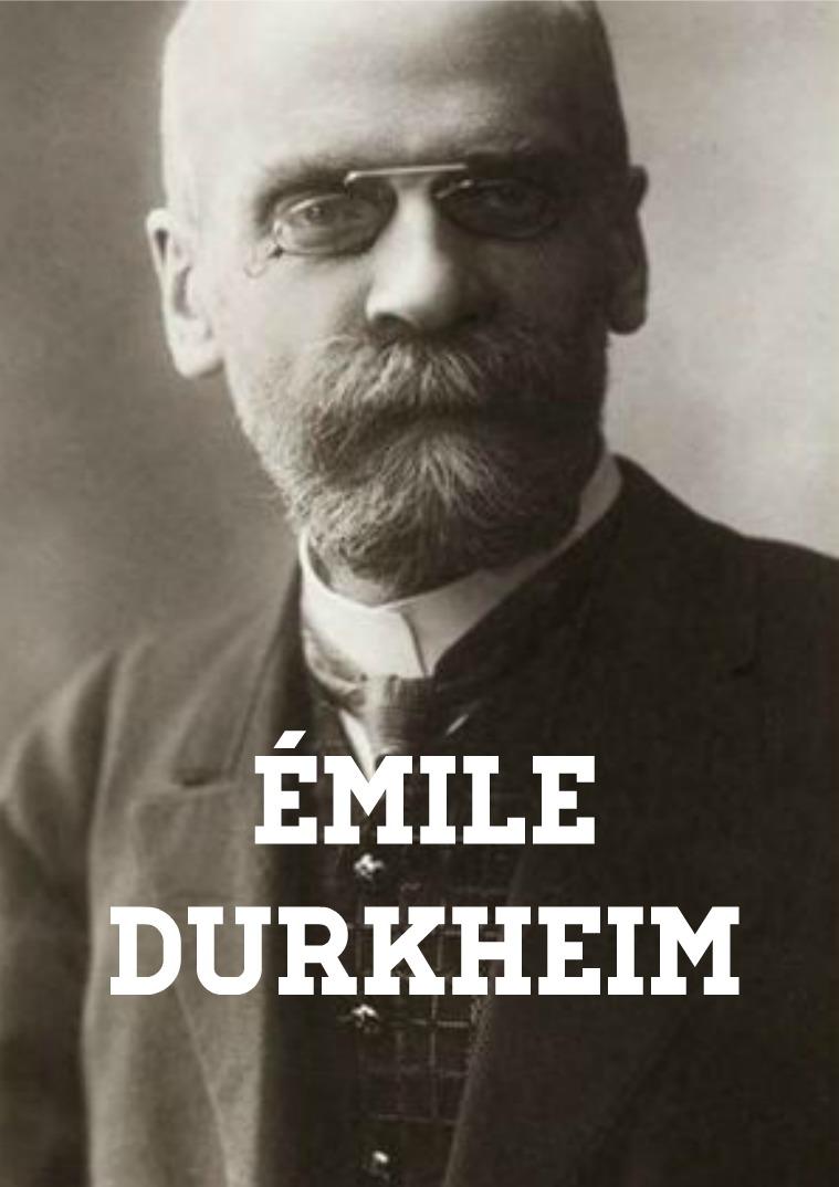 Émilie Durkheim Émilie Durkheim