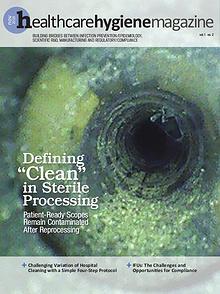 Healthcare Hygiene magazine