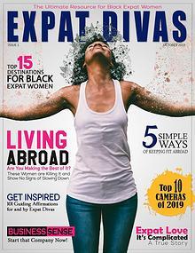 Expat Divas Magazine