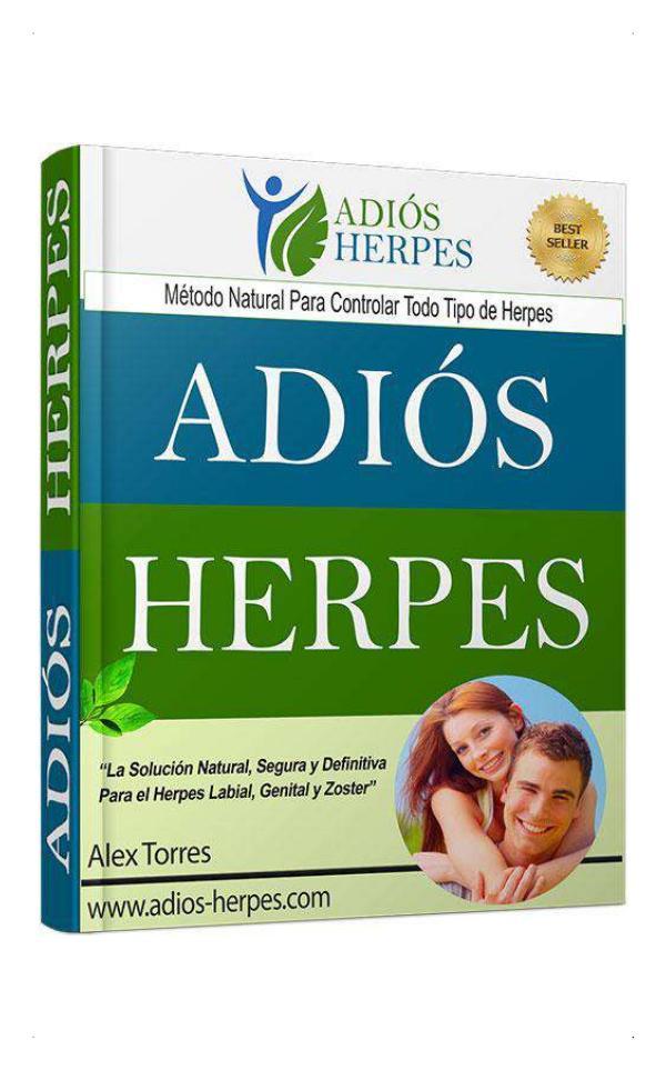 Adios Herpes PDF / Libro Gratis Descargar Alex Torres Adios Herpes Avis