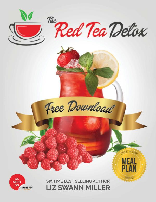 Red Tea Detox Recipe Program PDF Free Download Red Tea Detox Review