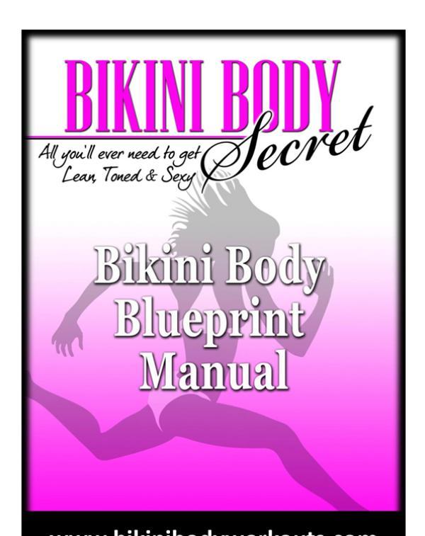 Jen, Bikini Body Workouts Guide / PDF Free Download Bikini Body Workouts Review