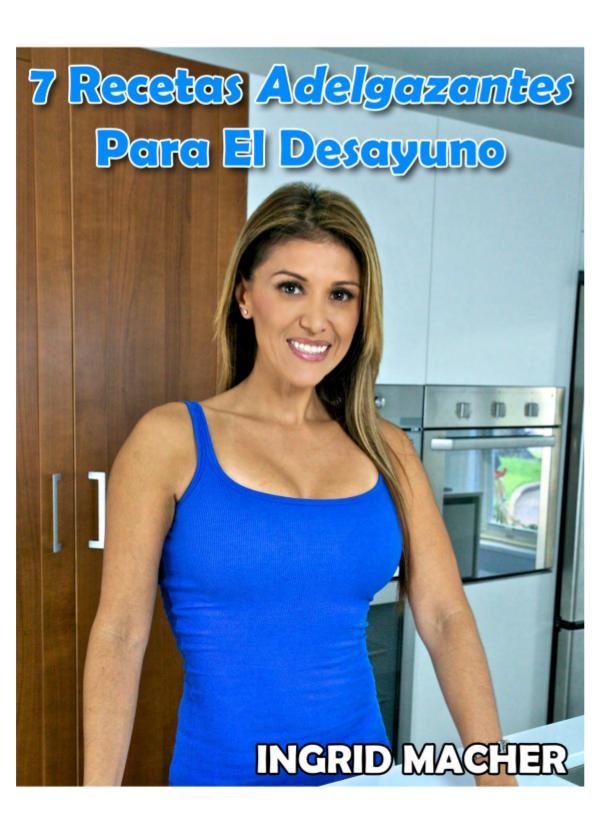 Ponte En Forma Cocinando Con Ingrid Macher PDF Libro Gratis Descargar Ponte En Forma Cocinando Con PDF