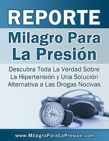 Milagro Para La Presion PDF / Libro Gratis Descargar Martín Teixido