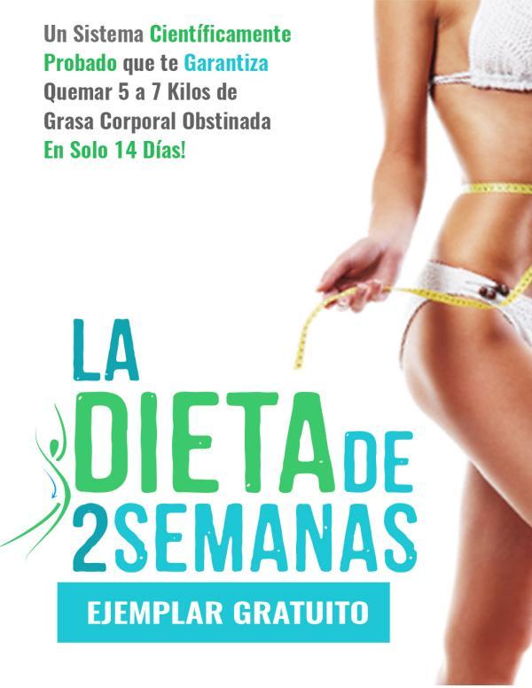 Brian Flatt: La Dieta De 2 Semanas PDF / Funciona Gratis Descargar La Dieta De 2 Semanas Libro