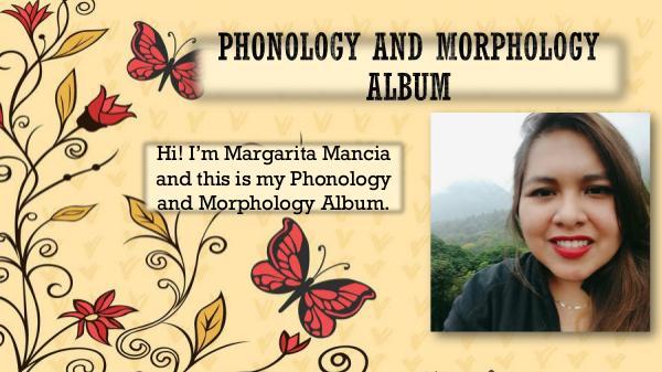 Mi primera publicacion Margarita Mancia, Phonetics_and_Phonology_Album