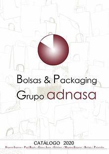 Catálogo Bolsas de Papel y Tela 2019/20