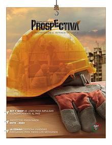 PROSPECTIVA CONSTRUCCIÓN E INFRAESTRUCTURA