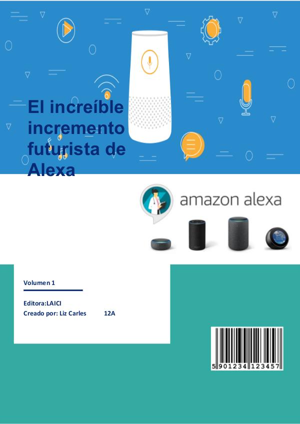 Alexa revista de liz