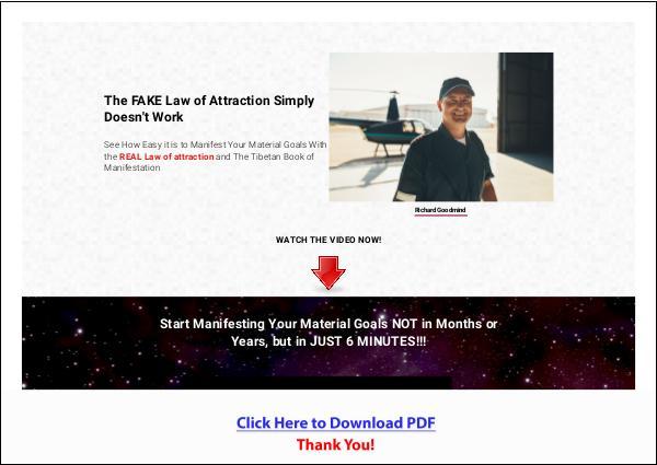 Manifestation Bible PDF Free Download