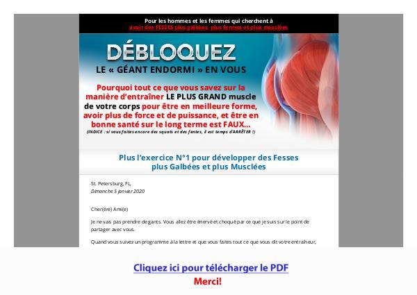 Débloquez Vos Fessiers PDF Free Download