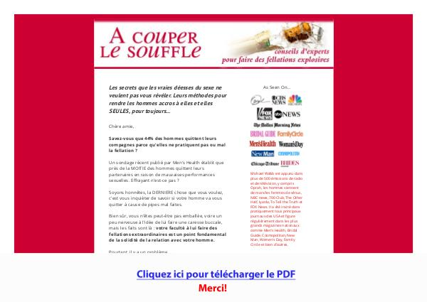 A Couper Le Souffle PDF Free Download