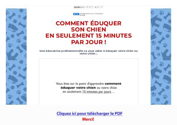 Dresser Son Chien En 15 Minutes Par Jour PDF Free Download