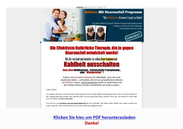 Naturliche Haarausfall Behandlung PDF Free Download