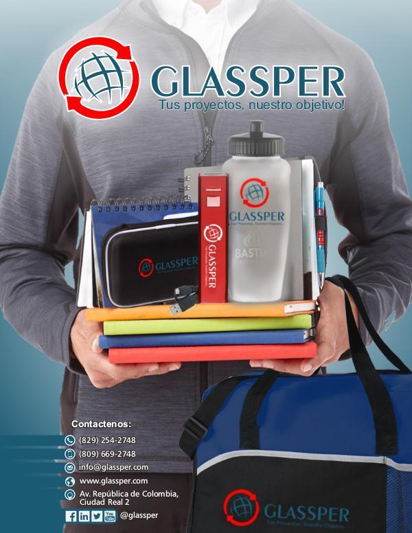 CATALOGO GENERAL - GLASSPER CATALOGOGLASSPER
