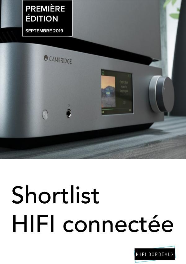 Shortlist Connectée - HIFI Bordeaux