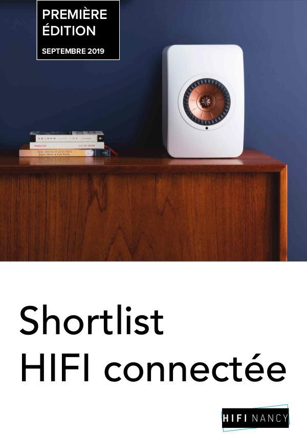 Sélection HIFI Connectée Shortlist Connectée - HIFI Nancy