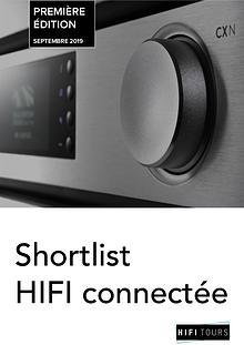 Shortlist Connectée - HIFI Tours