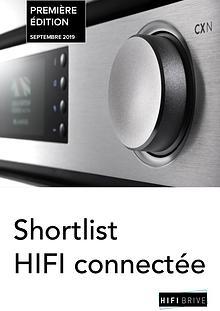Shortlist Connectée - HIFI Brive