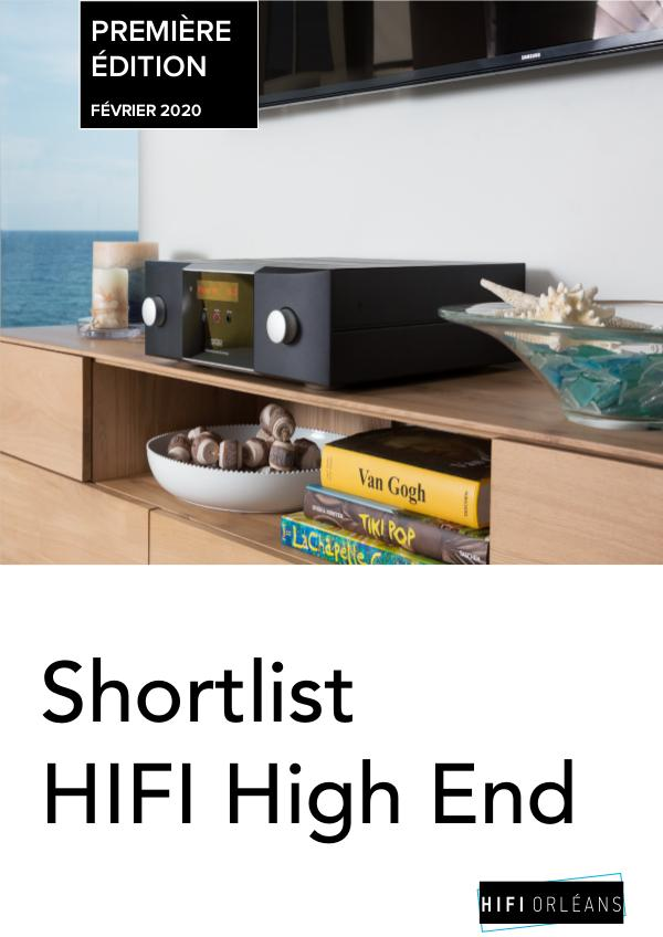 HIFI High End Shortlist High End - Orléans