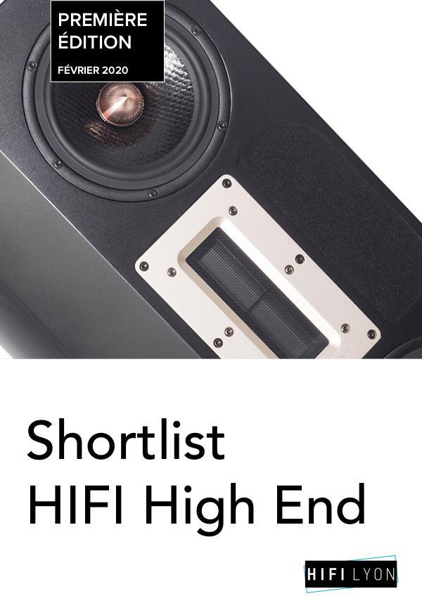 Sélection HIFI High End Shortlist High End - Lyon