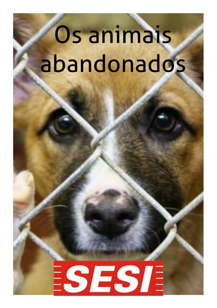Os animais abandonados 1