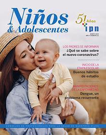 Revista Niños y Adolescentes, del IPN.
