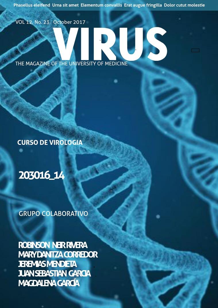 Virus en animales y vegetales 12