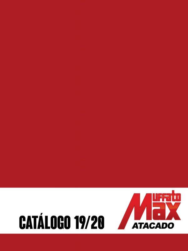 Muffato Max Atacado - Catálogo 19/20 MuffatoMaxAtacado_Catálogo_19_20