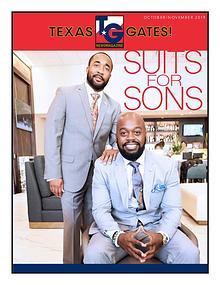 Texas Gates! News Magazine - October/November Issue
