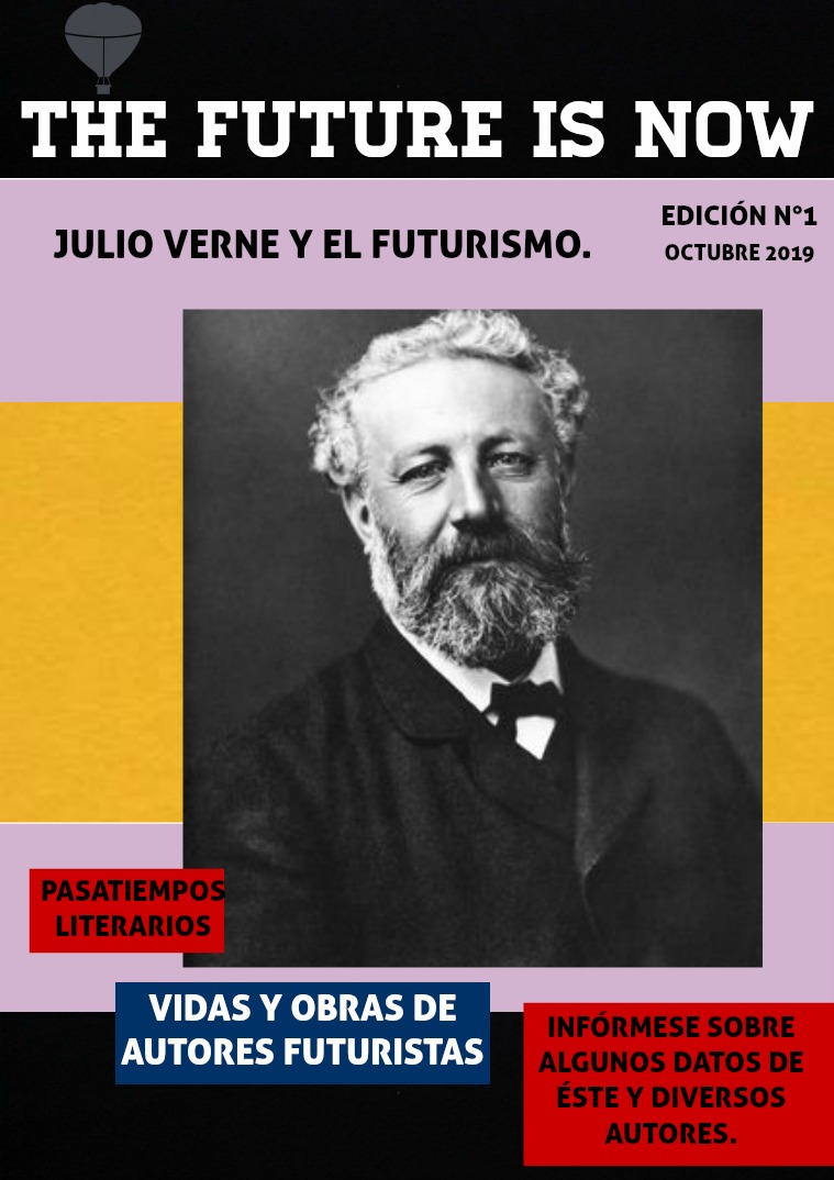 The future is now Futurismo y Verne