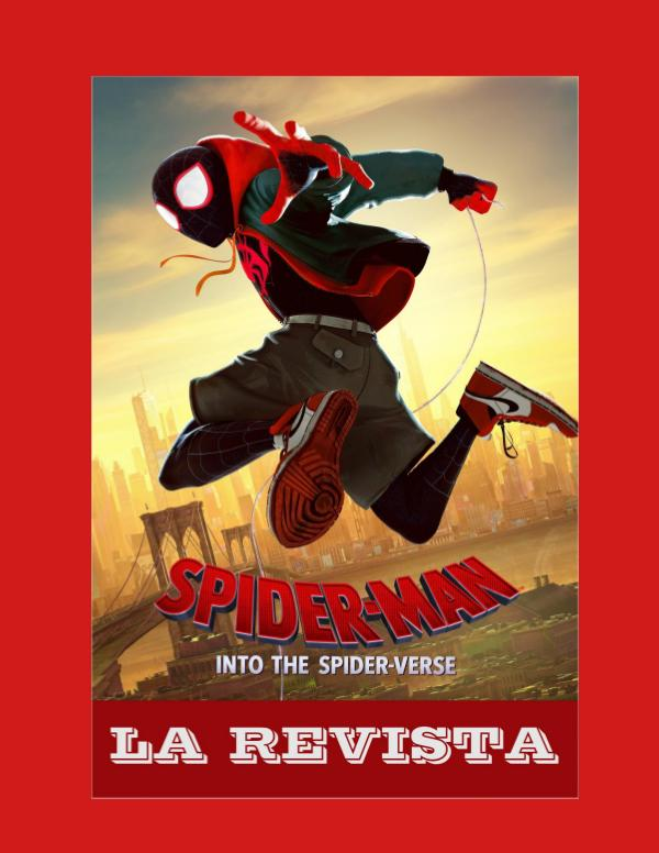 Spider Man La Revista Spider
