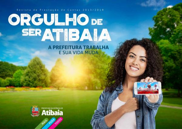 Orgulho de Ser Atibaia Orgulho de ser Atibaia