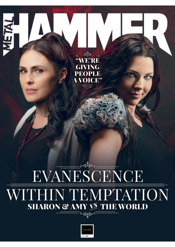 Metal Hammer: EVANESCENCE and WITHIN TEMPTATION (2019)