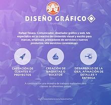 Rafael Tesara Diseño gráfico freelance