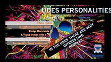 UDES PERSONALITIES
