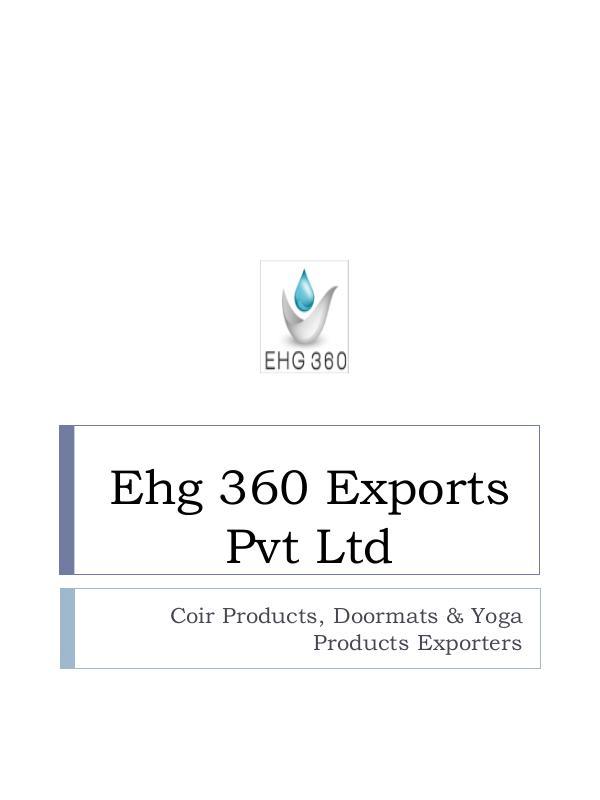 Coir Products & Doormats, Rubber Floormats, Yoga Mats & Products Coir Products & Doormats, Rubber Mats, Yoga Mat &