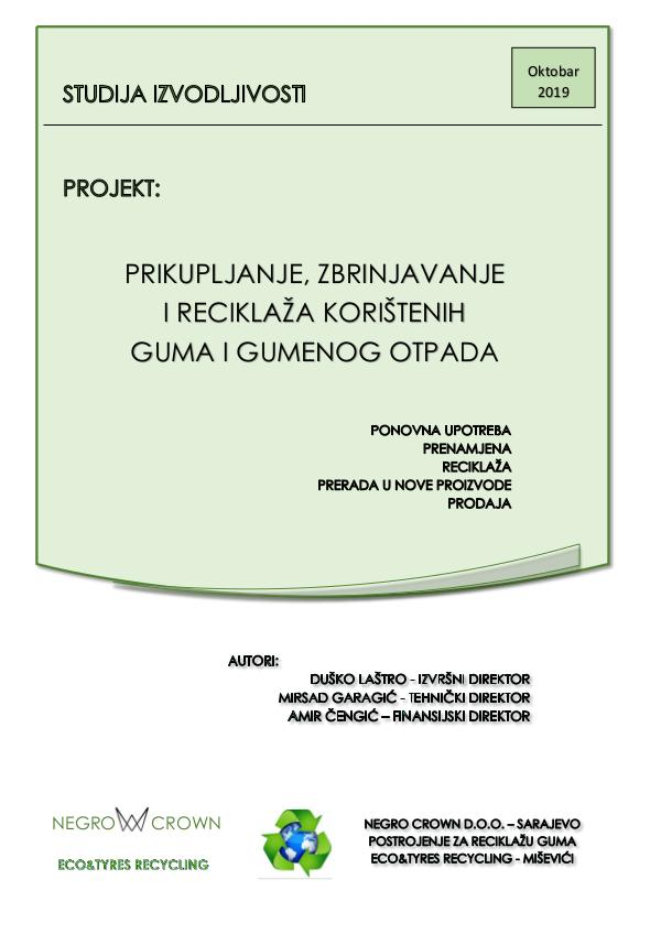 Studija izvodljivosti FINAL PDF 21.10.2019 BOSNIAN FEASIBILITY NEGRO