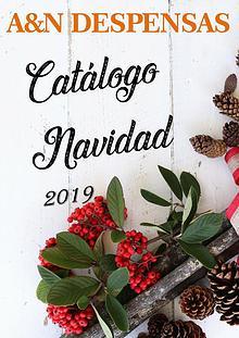 A&N DESPENSAS Catálogo Navidad 2019