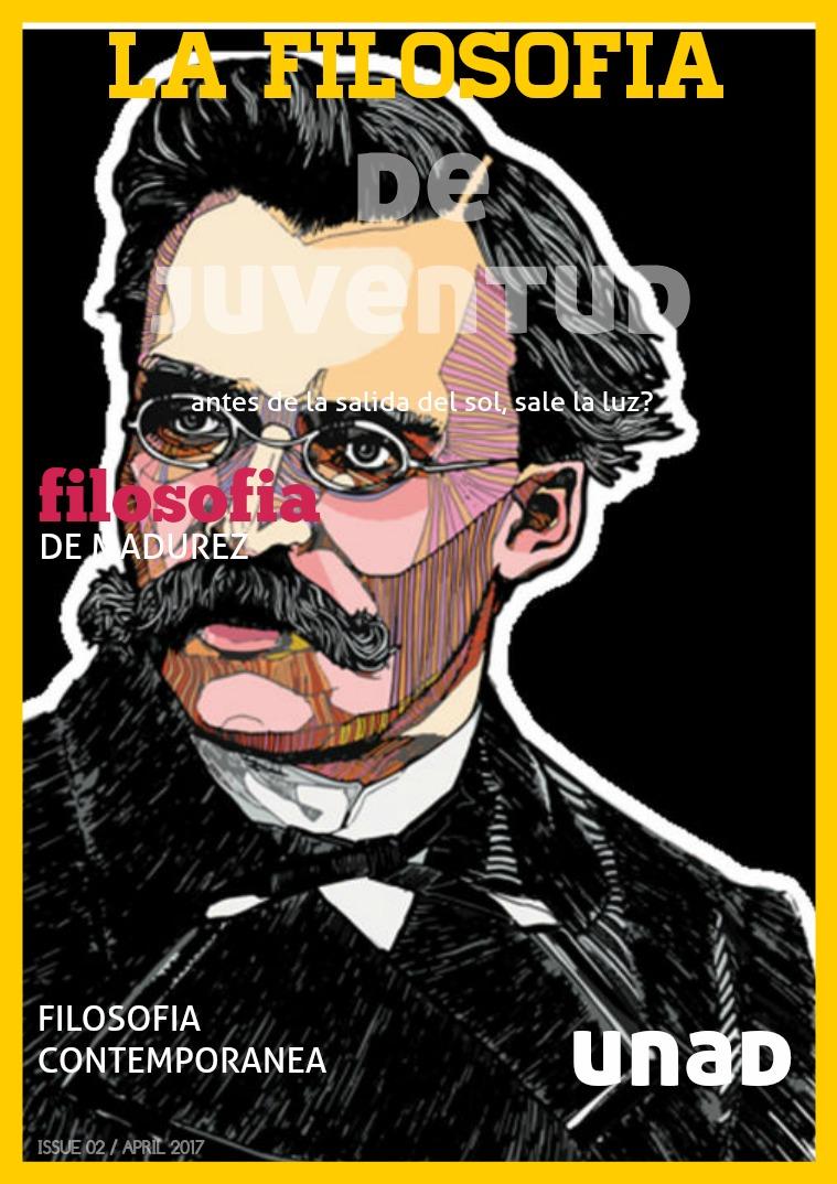 REVISTA FILOSOFIA DE JUVENTUD filosofia contemporanea