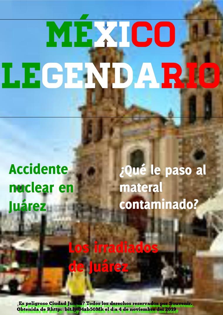 México Legendario vol 1