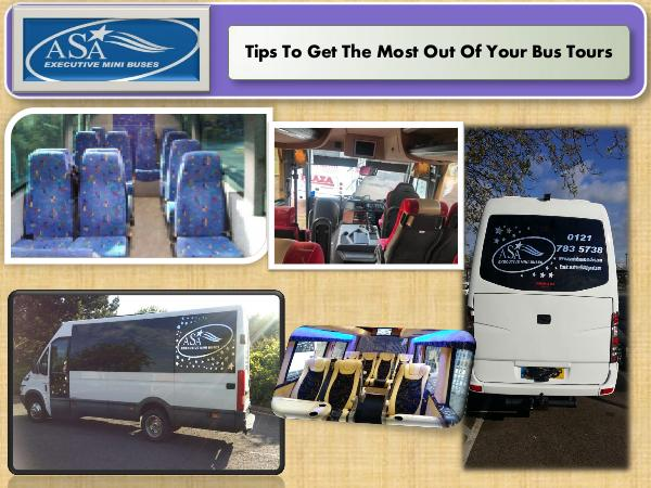 Tips To Get The Most Out Of Your Bus Tours Tips To Get The Most Out Of Your Bus Tours